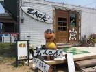 コンテナ改造の喫茶店zack2